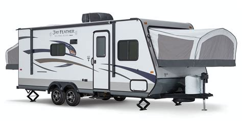jay feather ultra lite travel trailers jayco