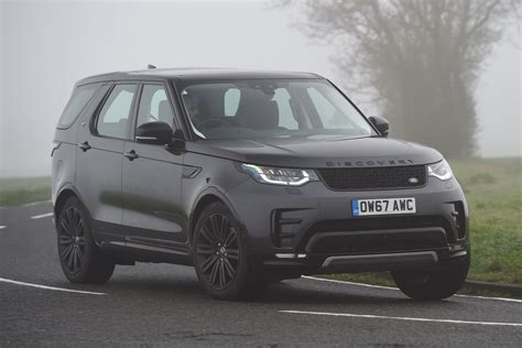 New Land Rover Discovery Si6 2018 Review  Auto Express