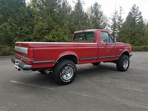 1989 Ford F250 4x4 7 3l Diesel Manual 4 Speed With