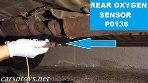 Rear Oxygen Sensor  After Catalytic Converter  Replacement