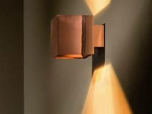Applique Murale Cuivre : applique murale design dans sa forme la plus moderniste ~ Melissatoandfro.com Idées de Décoration