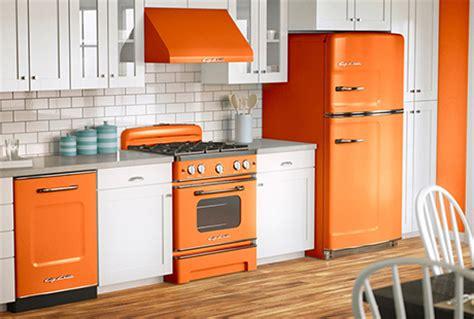 retro style kitchen appliances big chill retro appliances