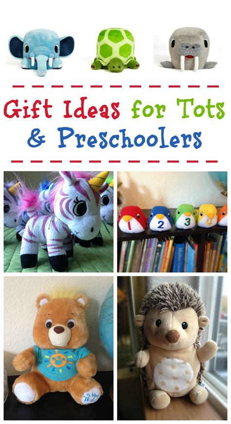 holiday gift ideas for toddlers preschoolers pretty