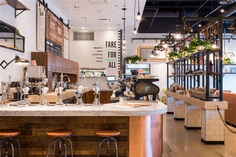 Inside Fairgrounds, A Roaster Agnostic Coffee House In Bucktown   Eater Chicago