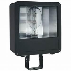 Lithonia lighting lamp bronze outdoor flood light oftm