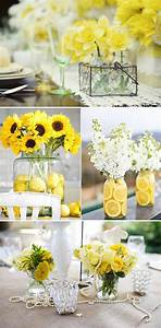 Tischdeko Mit Sonnenblumen : tischdekoration hochzeit 88 einzigartige ideen f r ihr ~ Lizthompson.info Haus und Dekorationen