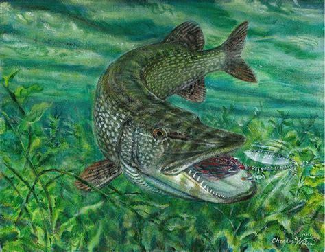 1000 images about fishing art on pinterest largemouth