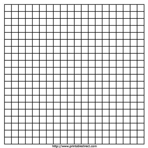 Blank Crossword Puzzle Template 20 Square; Free Online Template For Students To Create 20 Across