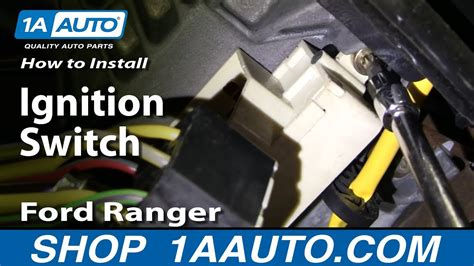 How Replace Ignition Switch Ford Ranger Auto