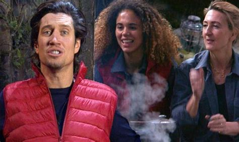 Vernon Kay talks 'difficult atmosphere' in I'm A Celebrity ...