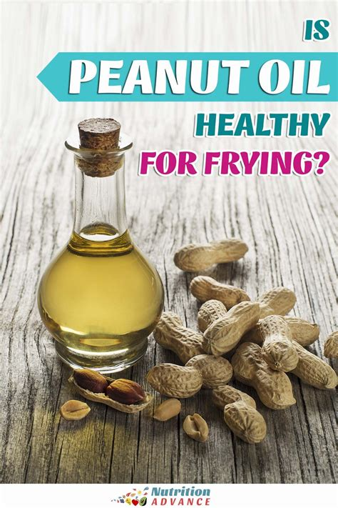 oil peanut keto healthy frying choice recipes cooking nutritionadvance eating