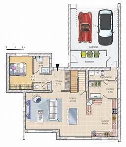 faire construire sa maison par un architecte plans with With good faire son plan maison 12 exemple permis de construire modale permis de construire