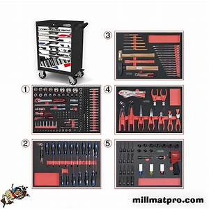 Servante D Atelier Kraft Muller : offre puis e ks tools ~ Melissatoandfro.com Idées de Décoration
