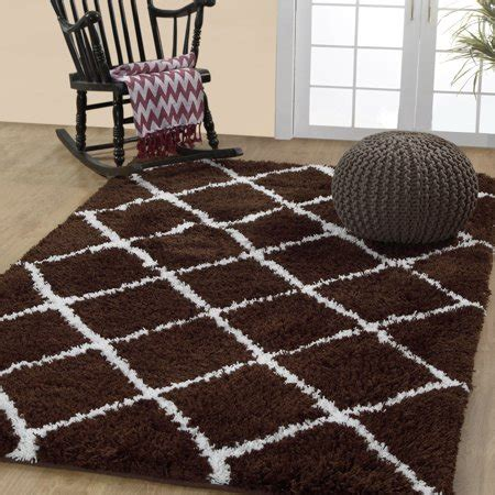 walmart area rugs 8 x 10 soft and cozy trellis shag area rugs 8 x 10 walmart