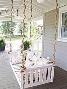 Garden Swing Design Ideas