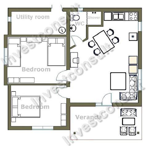 house floor plan builder tiny house single floor plans 2 bedrooms builder in