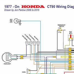 Honda Wave 100r Wiring Diagram