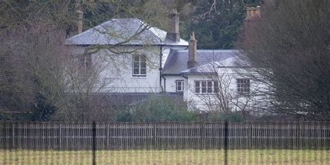 prince harry meghans uk home  shuttered pindula news