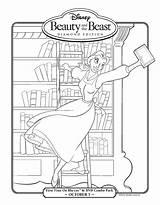 Belle Coloriage Bete Activities Beast Beauty Disney Coloring Bonus Round Fun sketch template