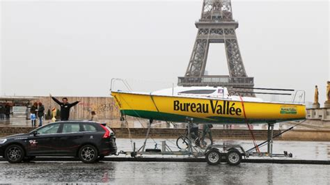Vendée Globe 2016 Avec Bureau Vallée