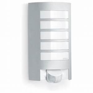 Steinel Lampe Bewegungsmelder : edelstahl aussenleuchten mit bewegungsmelder click ~ One.caynefoto.club Haus und Dekorationen