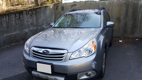 Windshield Replacement On A 2011 Subaru Outback Wagon
