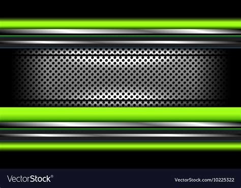 Abstract Black Metal Background by Abstract Green Metal Background Royalty Free Vector Image