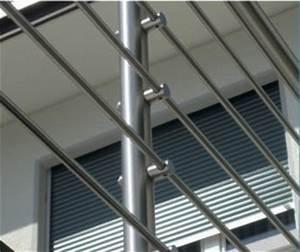Garde Corps Terrasse Inox : garde corps inox pas cher balustrade inox ~ Melissatoandfro.com Idées de Décoration