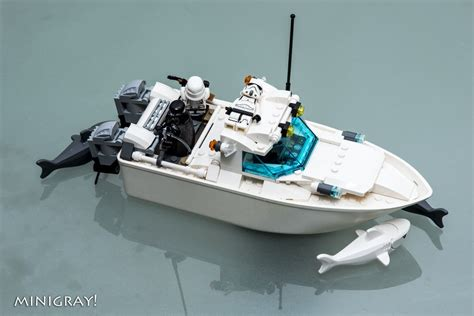 Fishing Boat Lego Set by Fishing Boat Http Www Flickr Photos Minigray