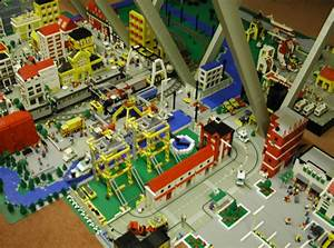 Evolution Of A Lego City Brickie