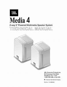 Jbl  U2013 P U00e1gina 10  U2013 Diagramasde Com  U2013 Diagramas Electronicos