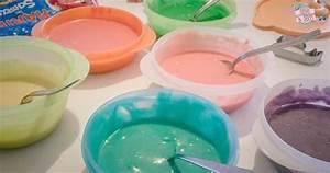 Deco Pate D Amande : quand les kids p tissent rainbow cake d co en p te d ~ Melissatoandfro.com Idées de Décoration