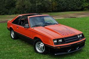 1981 Ford Mustang - Information and photos - MOMENTcar