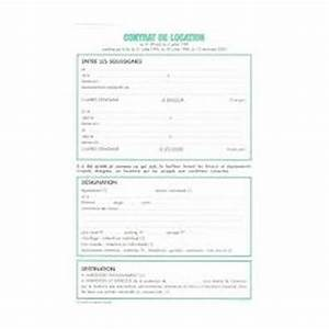 feuille de bail contrat de location non meuble 45e la With bail location appartement non meuble