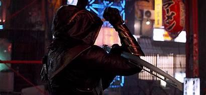Ronin Endgame Hawkeye Marvel Arrow Vs Nyssa