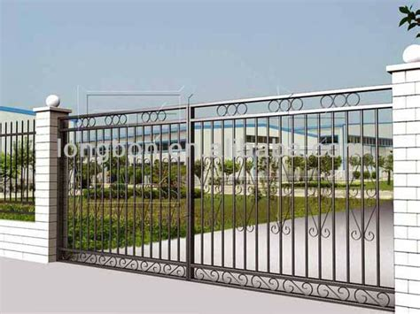 manufacture outdoor garden wrought iron gate paint colors high quality view iron gate paint