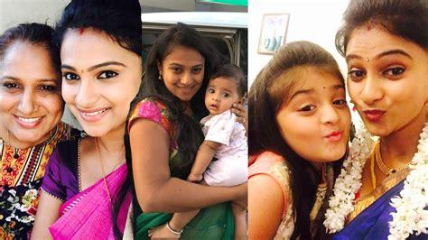 telugu actress kavitha age neeli serial actress rekha family friends actress