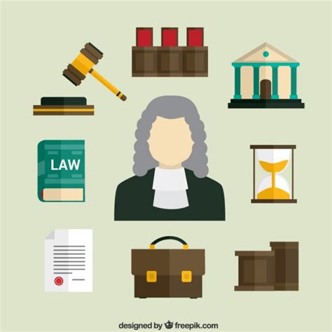law icons vector free download