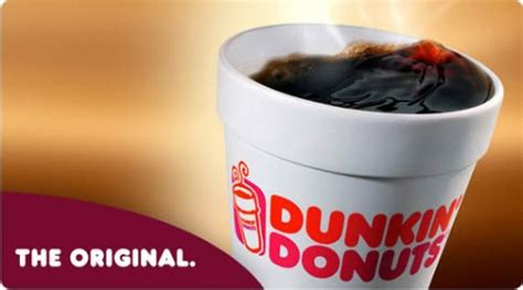 Dunkin' donuts plans to give away free coffee on mondays until january 19th in the following locations: Dunkin Donuts Canada Free Coffee Every Monday in March | Canadian Freebies, Coupons, Deals ...