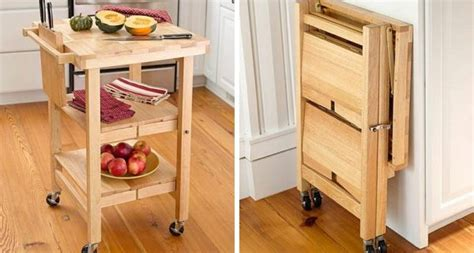 space saving kitchen furniture top 16 most practical space saving furniture designs for