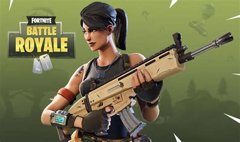 fortnite update  light machine gun early patch notes