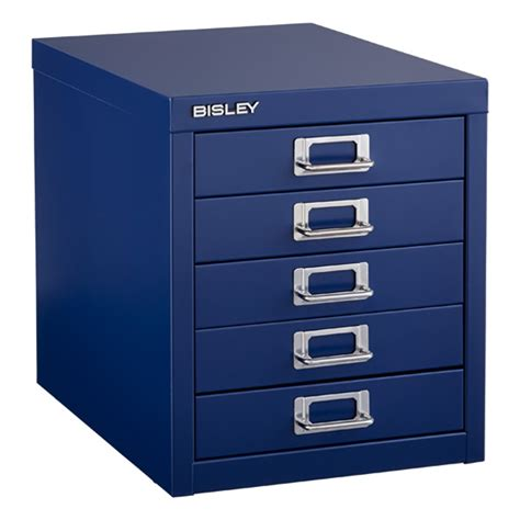 Bisley 5 Drawer Cabinet by Oxford Blue Bisley 5 Drawer Cabinet The Container Store