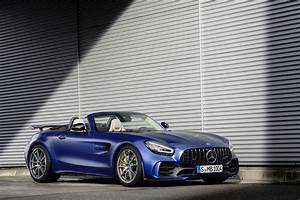 2020, Mercedes-amg, Gt, R, Roadster, Review