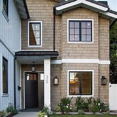 Choosing Exterior Finishes For #themountainviewhouse