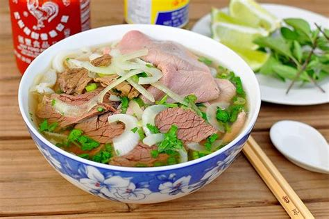 cuisine pho recipies beef pho noodle soup recipe pho bo