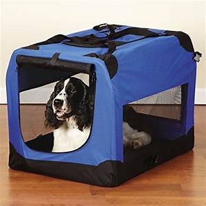 guardian gear nylon steel soft sided dog crate medium With nylon dog crate