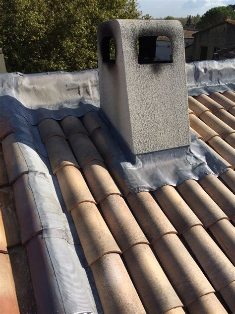 etancheite toiture cheminee etanch 233 it 233 conduit chemin 233 e toiture avignon 84 orange