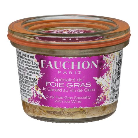 Foie Gras Fauchon by Foie Gras De Canard Au Vin De Glace De Fauchon De Fauchon