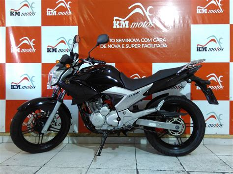 Yamaha Fazer ys 250 Preta 2012 | KM Motos | Sua Loja de ...