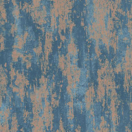 graham brown industrial texture bluecopper removable